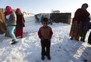 child-refugee-northern-province-raqqa-syria-reacts-cold-weather-syrian-refugee-camp