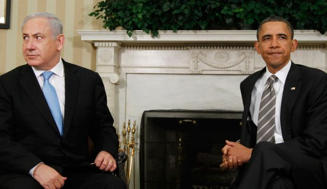 netanyahu and obama relationship with ayers