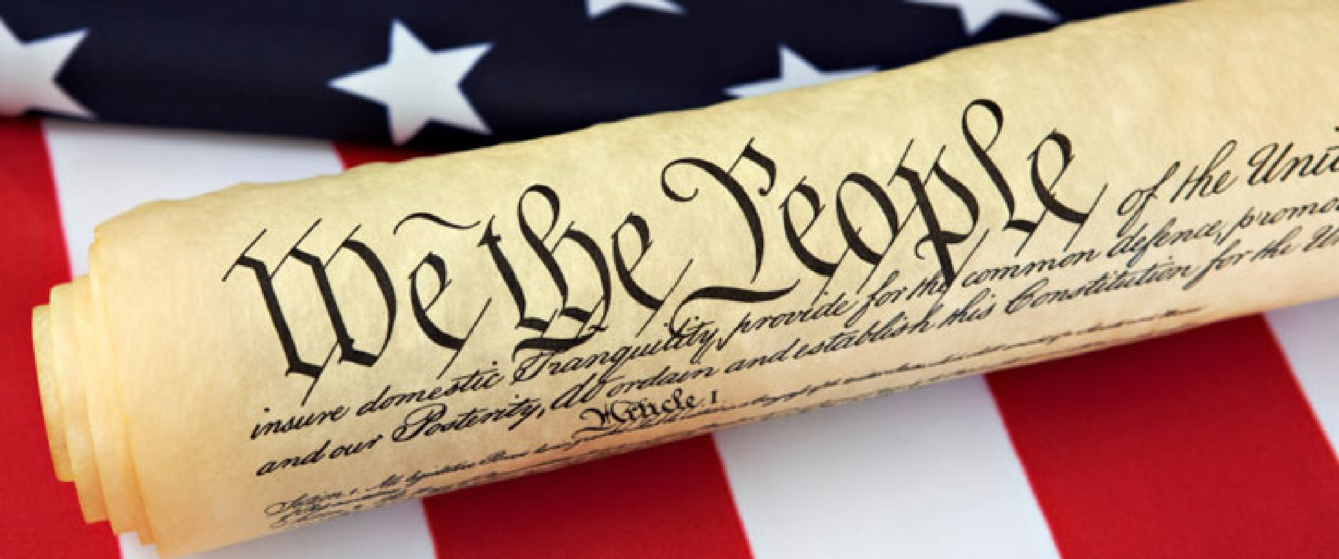 """we the people of the united """"we the people of the united states, in order to form a more perfect union, establish justice, insure domestic tranquility, provide for the common defence, promote the general welfare,."""